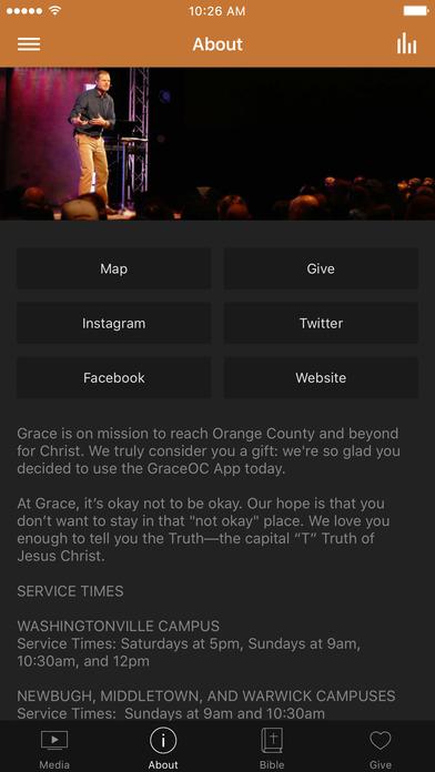 GraceOC screenshot 2