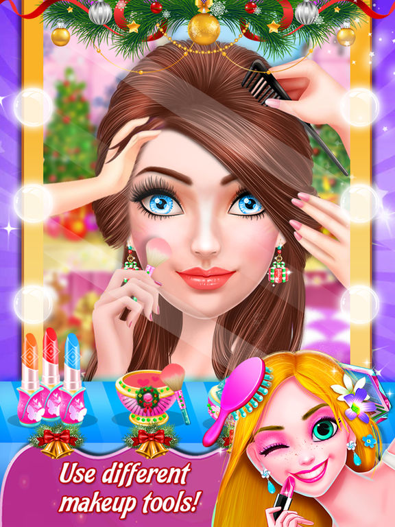 Christmas Prom Girl Makeover screenshot 7