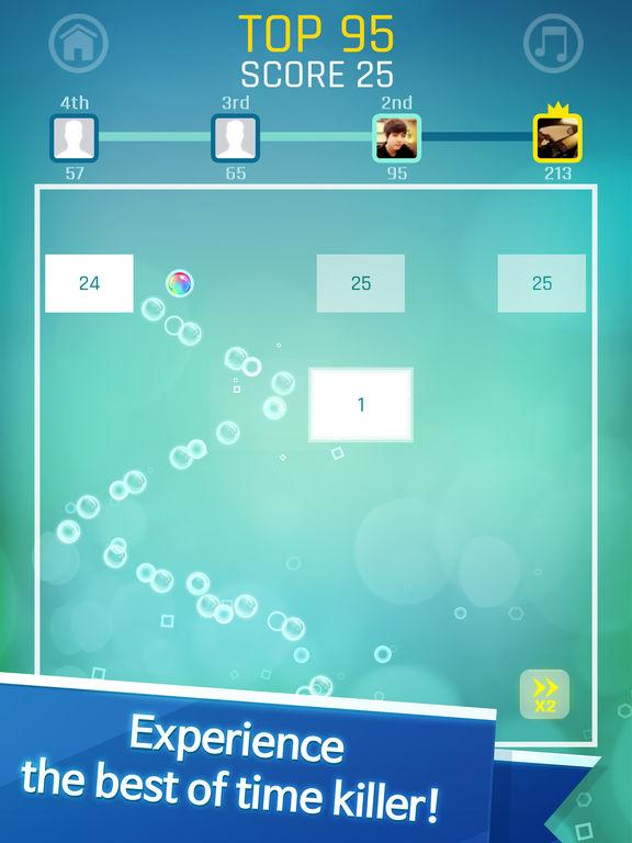 Brixmasher : Brick Breaker screenshot 9
