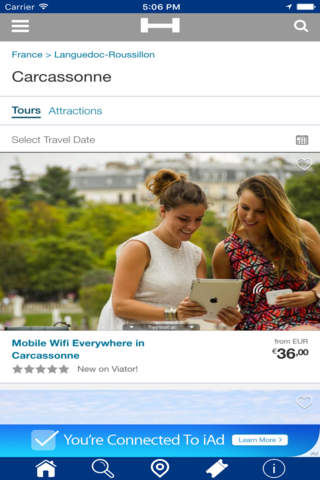 Carcassonne Hotels + Compare and Booking Hotel for - náhled