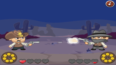 Wild West Shootout - Bandit Duel screenshot 3