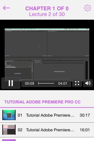 Full Docs for Premiere Pro - náhled