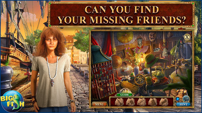 Hidden Expedition: The Fountain of Youth (Full) screenshot 2