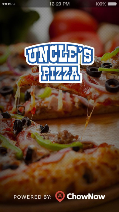 Uncle's Pizza screenshot 1