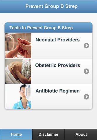 Prevent Group B Strep(GBS) - náhled