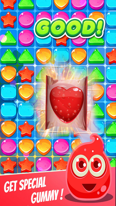 Sugar Jelly Paradise screenshot 2