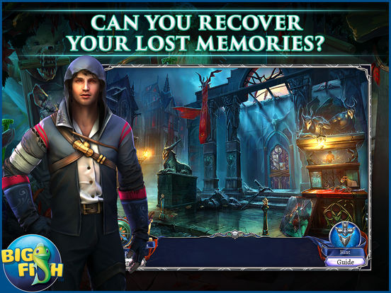 Grim Legends: The Dark City (Full) - Hidden Object screenshot 6