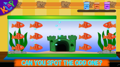 Brain Trainer – Odd One Out For Kid's HD screenshot 5