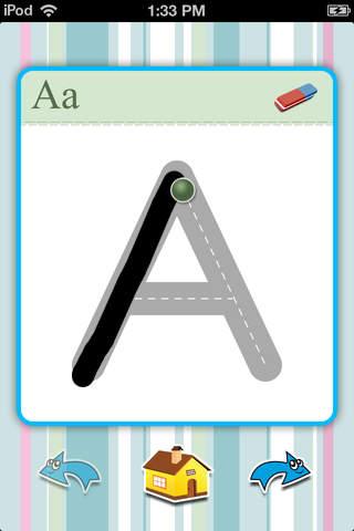 KidsWorld - Alphabets - náhled