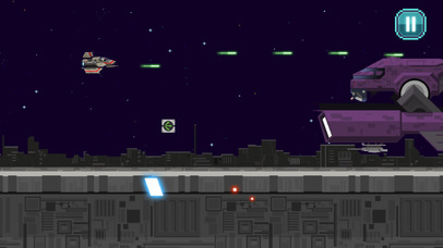 Action Star Fighter - Retro Space Shooter Game screenshot 4