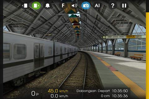 Hmmsim 2 - Train Simulator - náhled