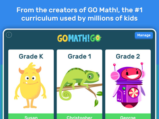 GO Math! GO for Schools screenshot 5