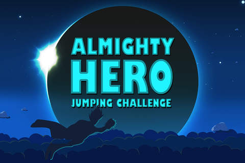 Almighty Hero Jumping Challenge - awesome air jump - náhled