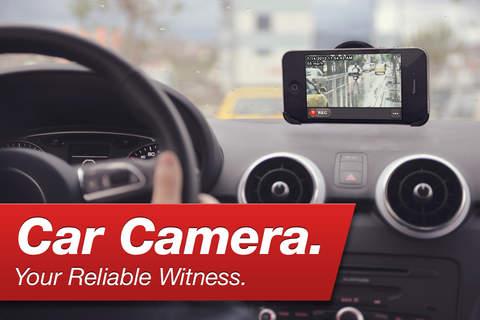 Car Camera DVR. HD Dashcam pro GPS Blackbox - náhled