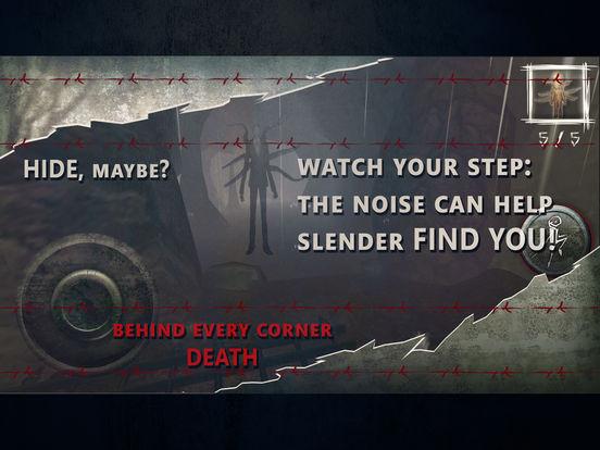 Slenderman Hide & Seek Online screenshot 10