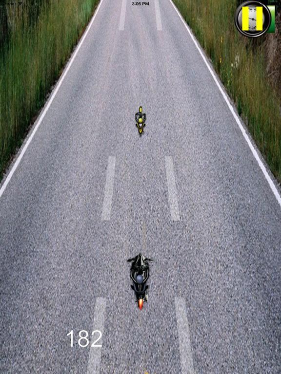 A Racing Driving Biker Pro - Extreme Simulator screenshot 10