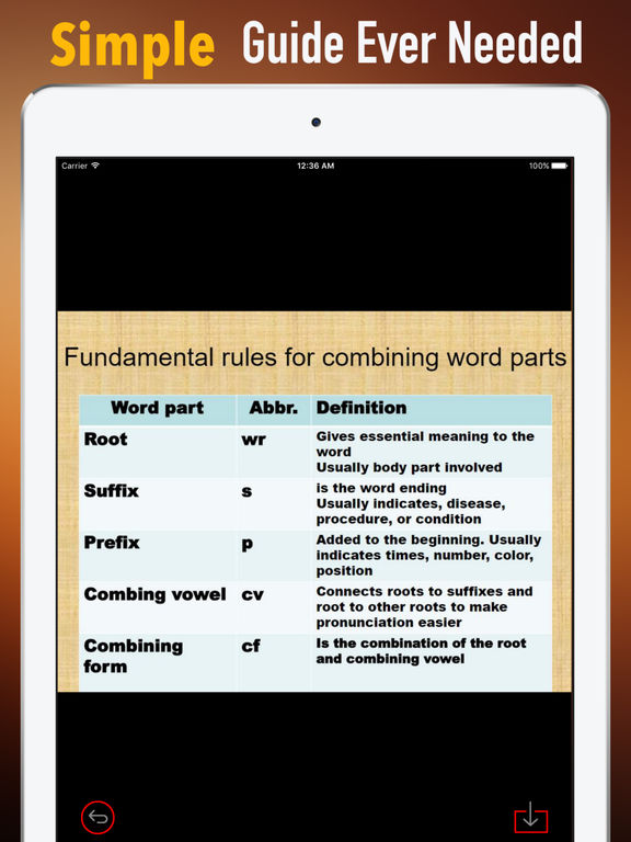 Medical Abbreviation- Flashcards and Video Guide screenshot 7