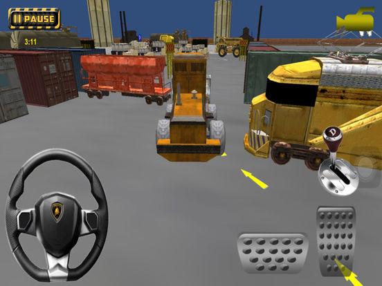 Factory Car Parking Simulator screenshot 10