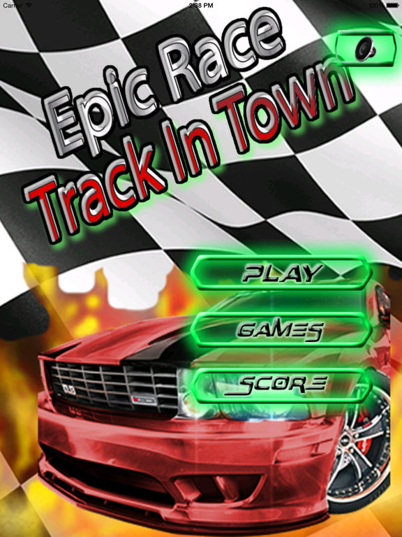 Epic Race Track In Town Pro - AvoidOtherCarsTrack screenshot 6