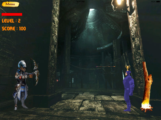 A Twisting Ambush Arrow - Tournament Archers Game screenshot 7