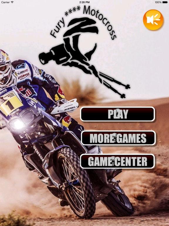 A Fury Motocross Pro - Traffic Game Bike Racing screenshot 6