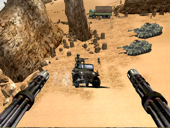 Gunship Helicopter Strike : Gunner Battle 3D screenshot 6