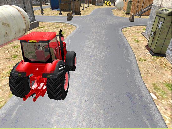 Real Tractor Simulator 3D : Driving Game Free screenshot 4