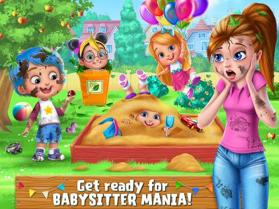 Babysitter Craziness screenshot 6