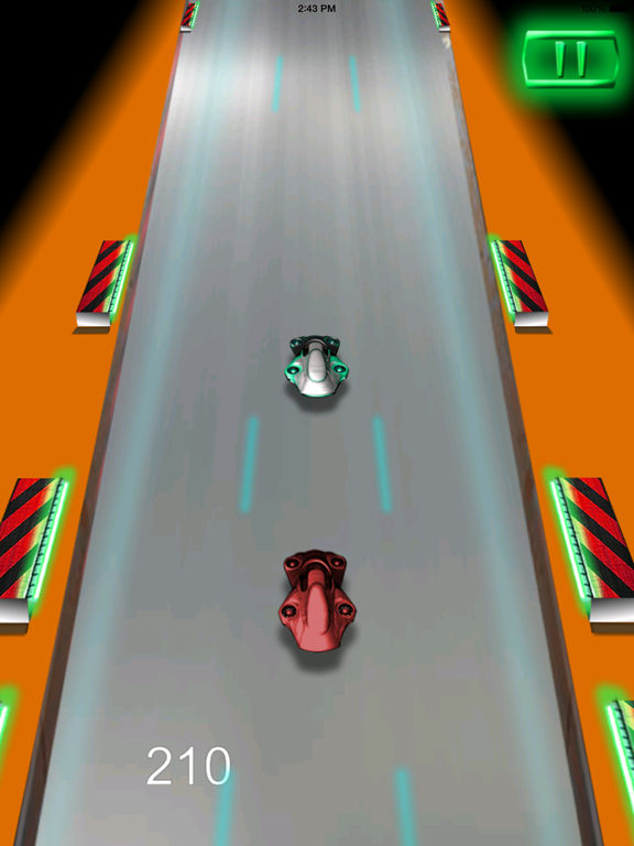 Epic Race Track In Town - Avoid Other Cars Track screenshot 10