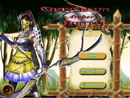 Chameleon Archer Hunter Pro - Down of Magic screenshot 10