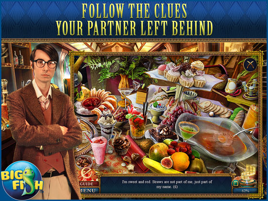 Final Cut: Fade To Black - A Mystery Hidden Object Game screenshot 7