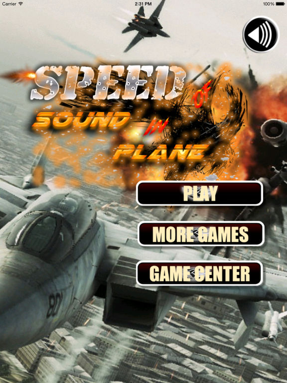 A Speed Of Sound In Plane -Aircraft Game screenshot 6