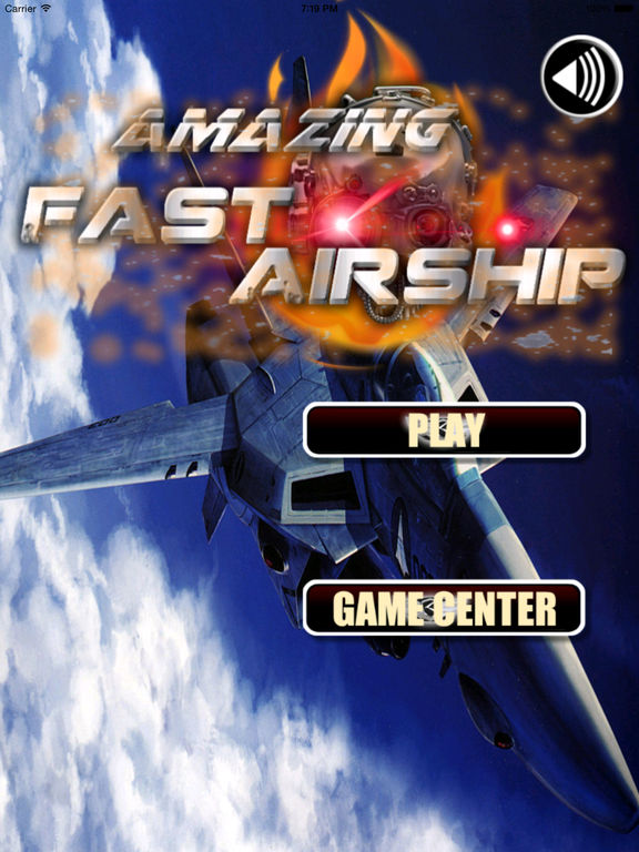 Amazing Fast airship - Best Games Flying screenshot 6