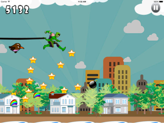 Snap Mobile Jumper PRO - Down, Run and Fly screenshot 9