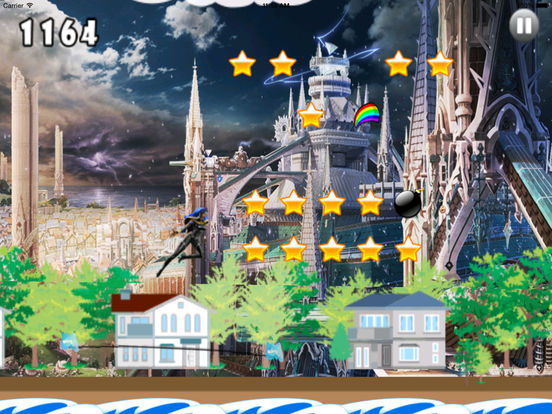 A Light Jumps Muntant Pro-Superhero Adventure Game screenshot 8
