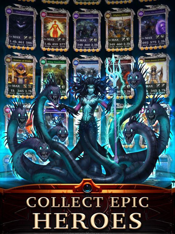 Legendary: Game of Heroes screenshot 8