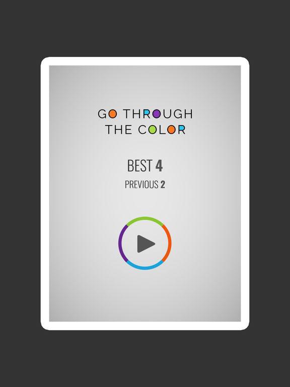 Go Through The Color screenshot 4