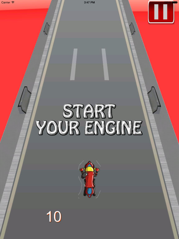 A Super Rebel Motorcycle Road PRO - Big Motorcycle Game screenshot 9