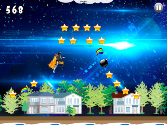 A Extreme Jumps In Space PRO - Super Cool Jumping Game screenshot 9