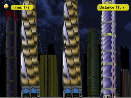 Cool Girl High Rope PRO - Extreme Rope Game screenshot 8