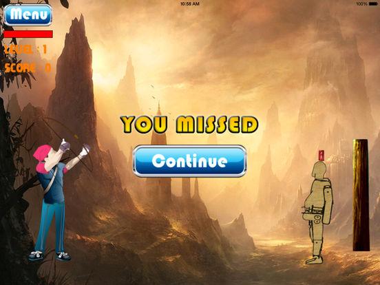 Warrior Arrow In The Castle - Game Of Archer screenshot 9