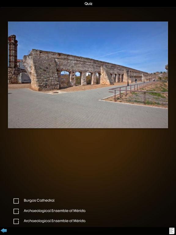 Spain Unesco World Heritage Info screenshot 10