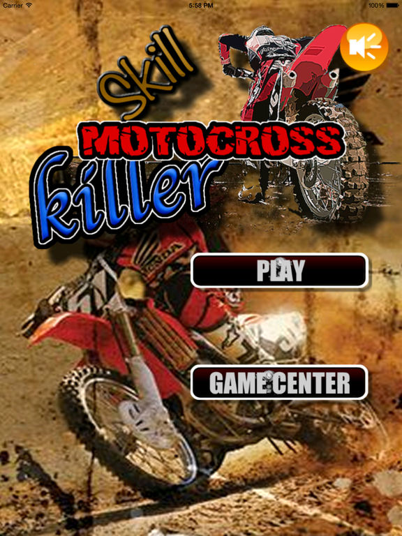 A Skill Motocross killer Pro - Game Bikes in flame screenshot 6
