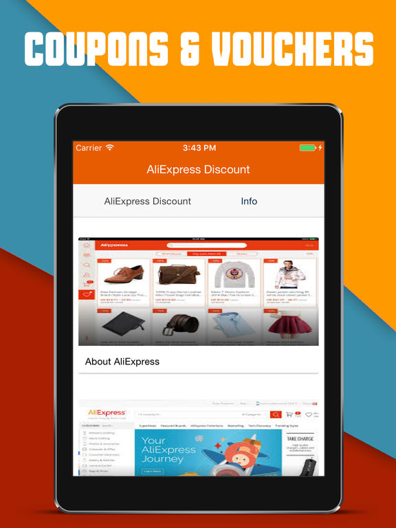 new iphone release for aliexpress shopping app by viet linh nguyen 1093