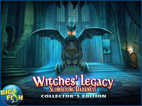 Witches' Legacy: Slumbering Darkness HD - A Hidden Object Mystery (Full) screenshot 5