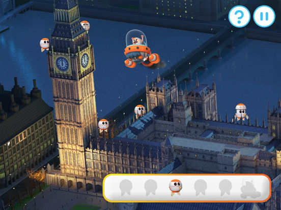 Go Jetters: Fix That Glitch screenshot 7