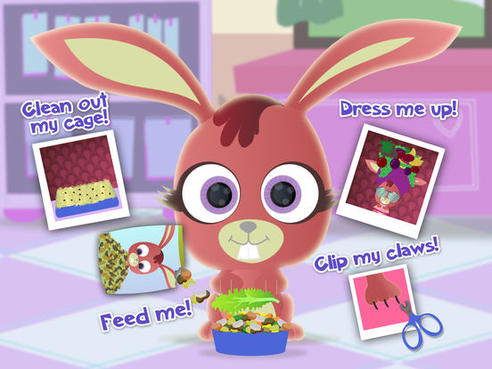 Pet Shop Animal Care - Nails & Dress Up screenshot 10