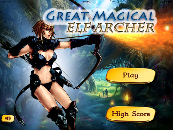 Great Magical Elf Archer - Bow Victory Is Now screenshot 6