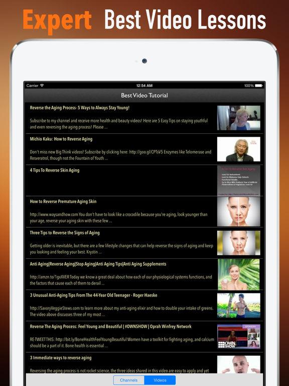 Reverse the Aging Process:Aging Backwards screenshot 8