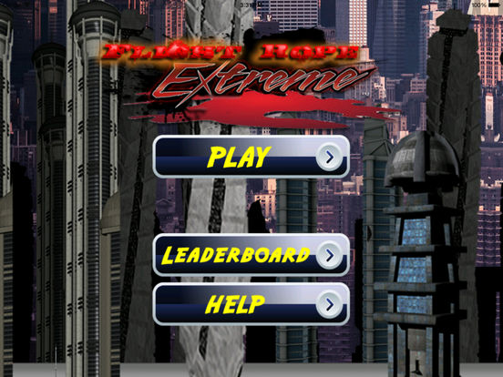 A Flight Rope Extreme Pro - Awesome Swing Of Game screenshot 6